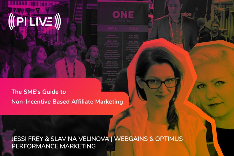 Join Slavina at Performance Marketing Insights 2019