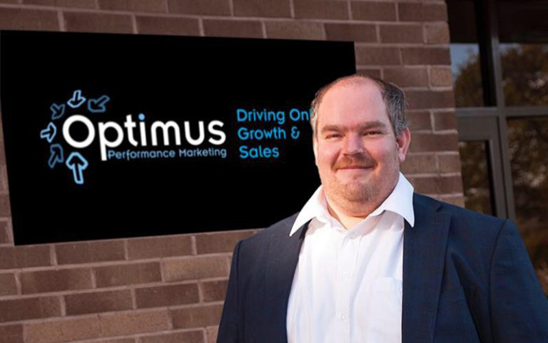 Mark Russell Affiliate Management Agency CEO Optimus Performance Marketing