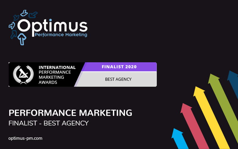A best agency nomination for Optimus Performance Marketing