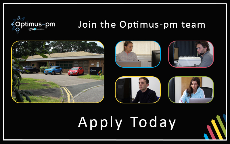 Join the Optimus-pm team